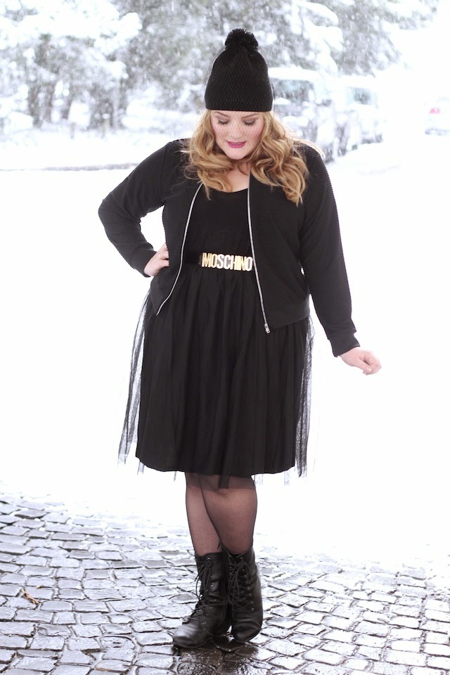 Plus Size Outfit Silvester Inspiration