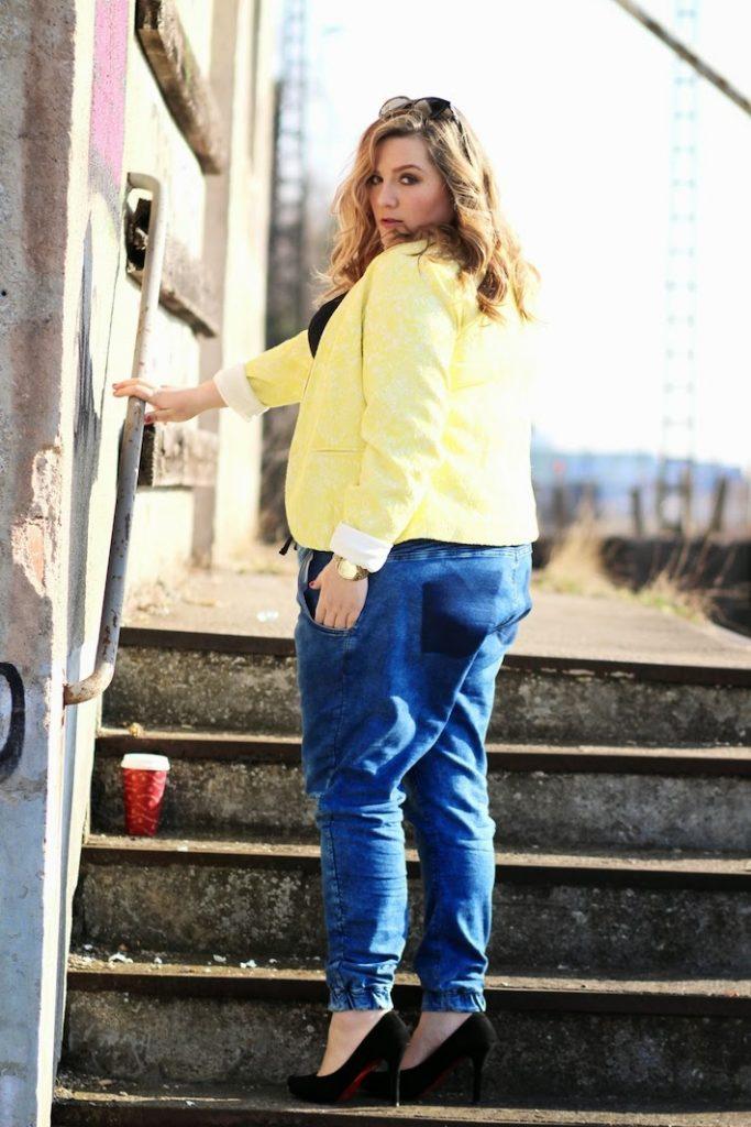 Boyfriend Jeans Plus Size