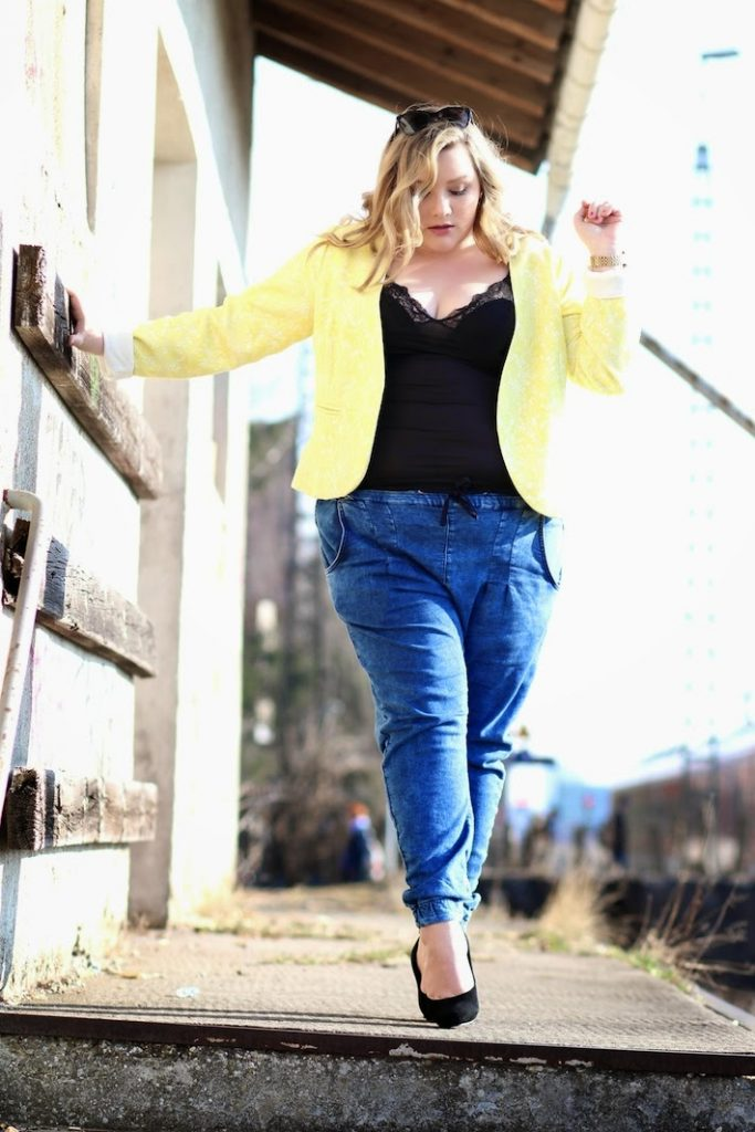 Plus Size Bloggerin