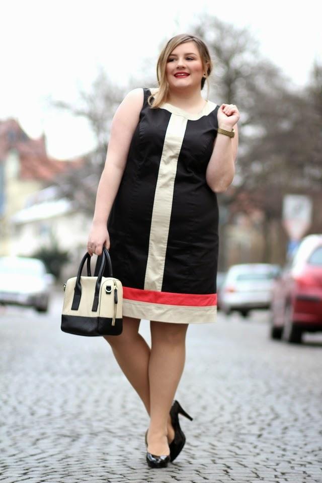 Plus Size Kleid Theodora Flipper
