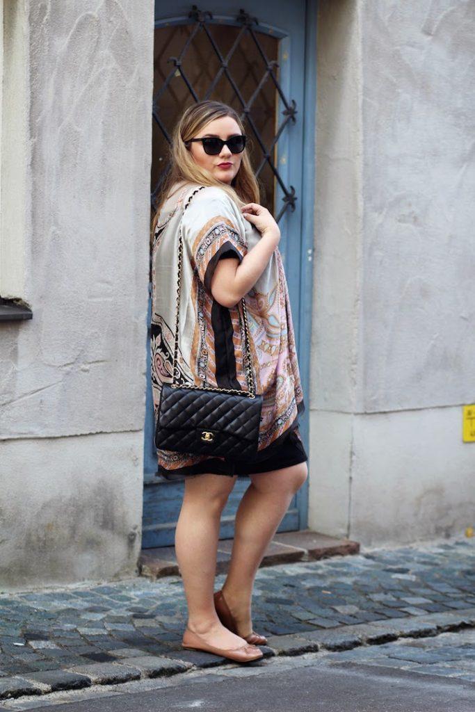 Codello Kimono Plus Size Outfit