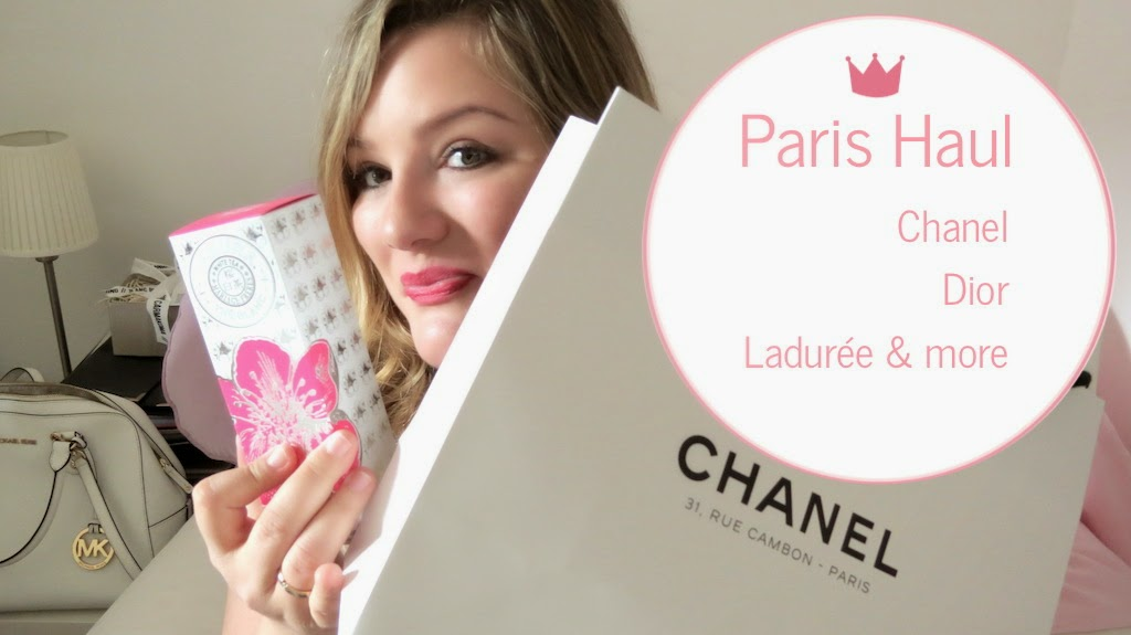 Paris Haul – new Video