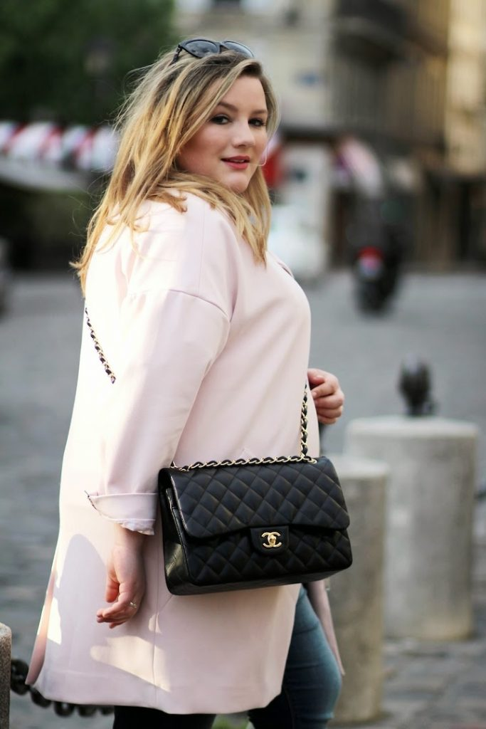 rosa mantel und chanel plus size