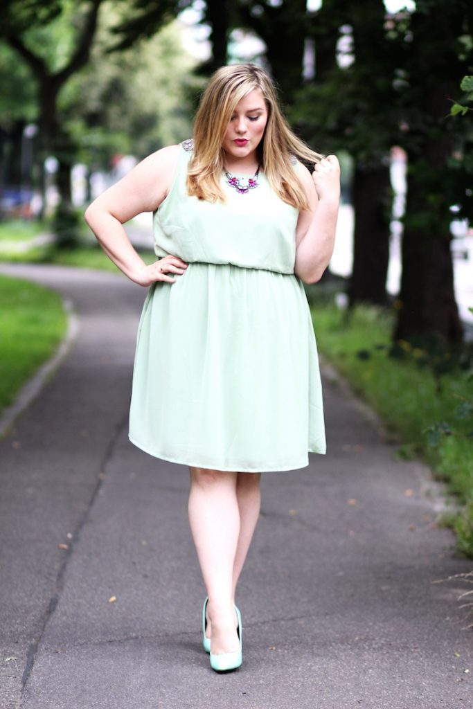 Plus Size Blogger German