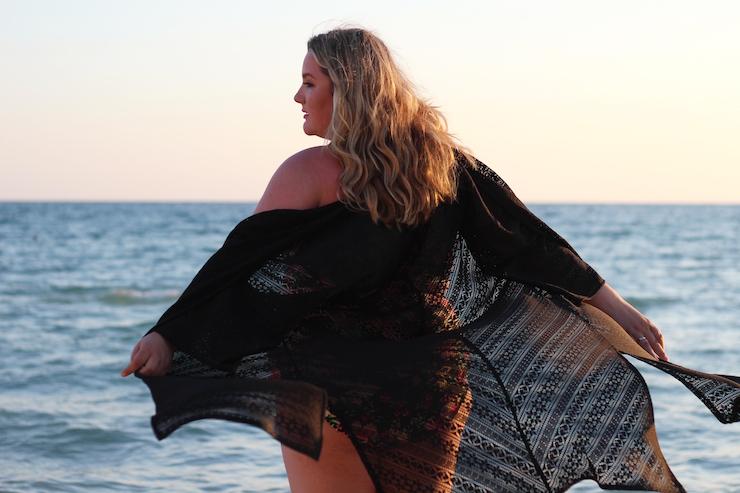 Beach Kimono