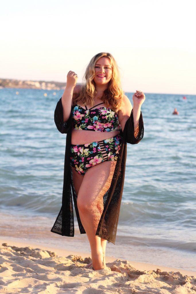 Fat Bikini Woman