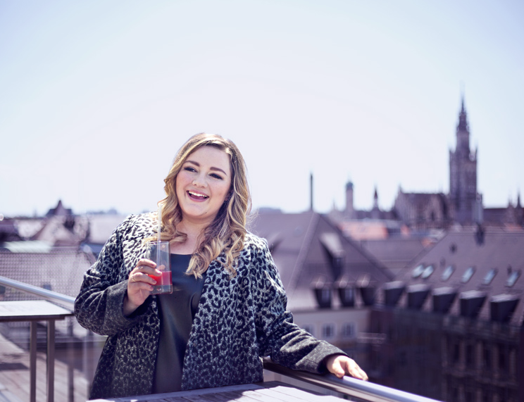 persona by marina rinaldi Theodora Flipper Rooftop Juice