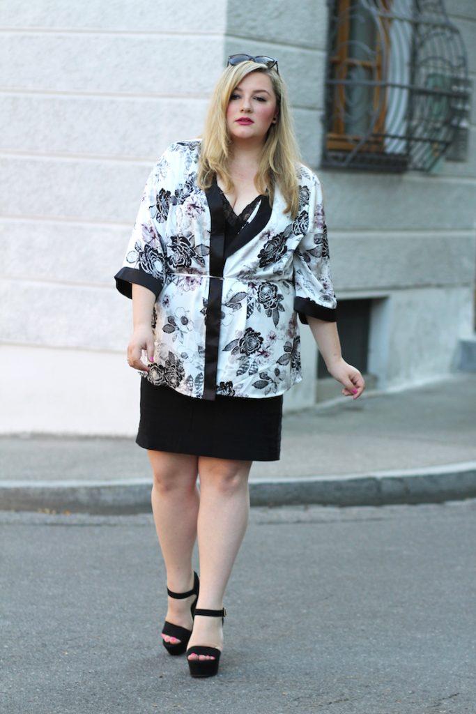 sexy kimono style