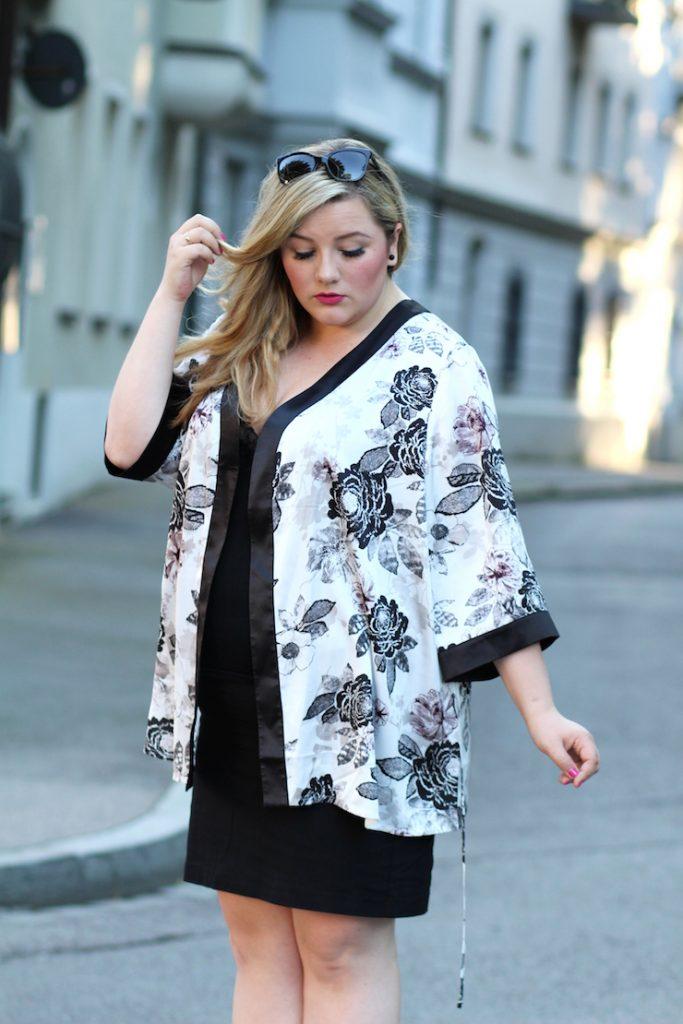 Zizzi Kimono Plus Size Fashion Blog