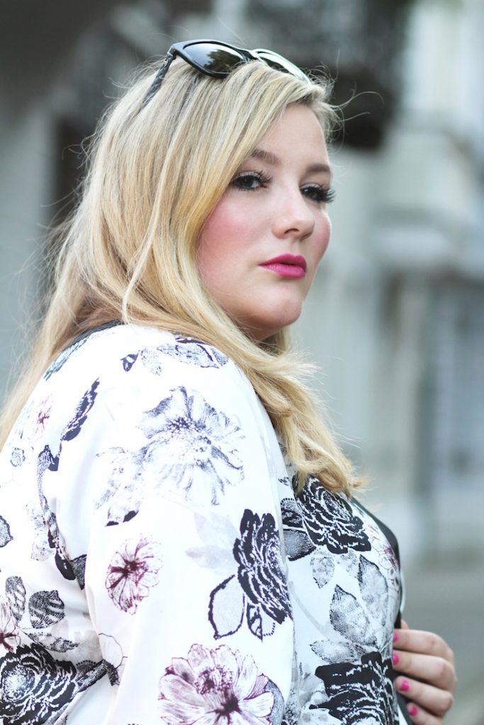 Plus Size Fashion Blog Face