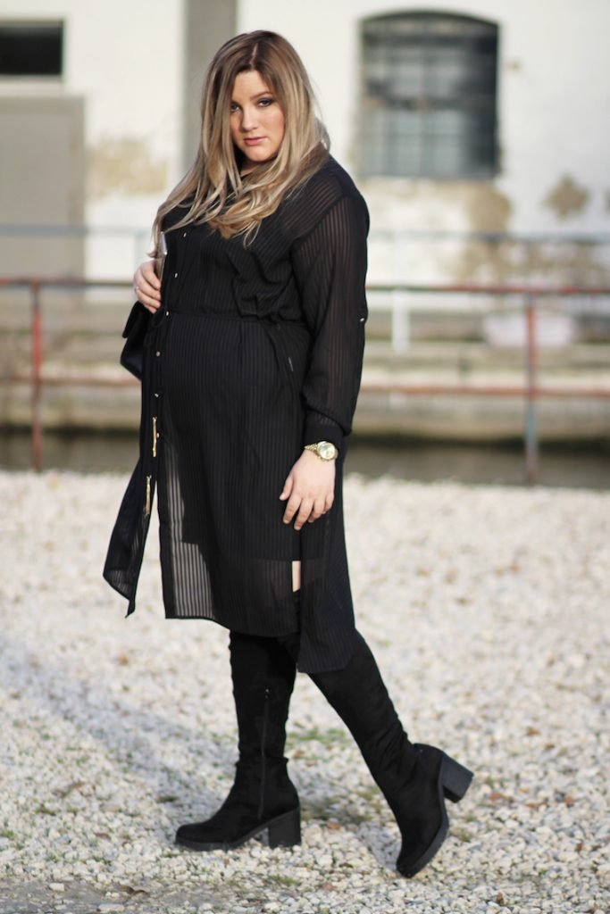 Plus Size Outfit XMAS