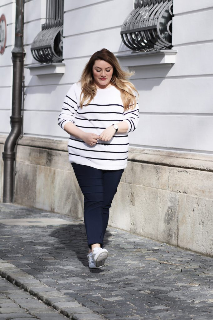 maritimer Look Plus Size