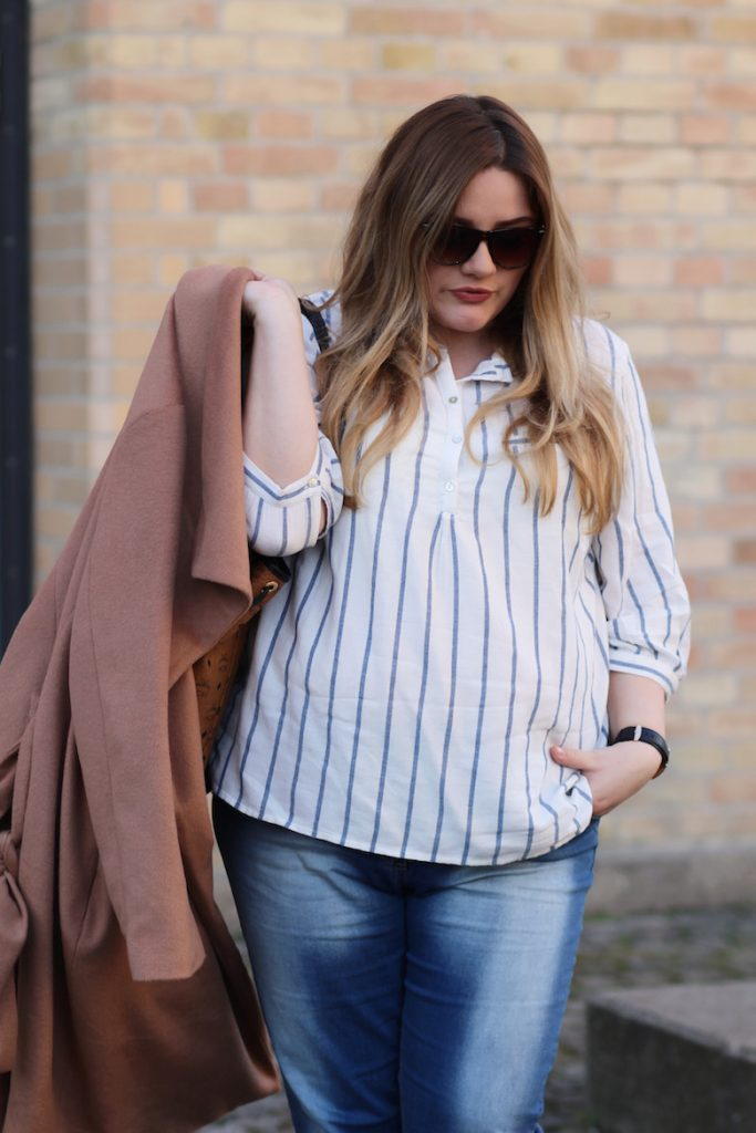 casual plus size look