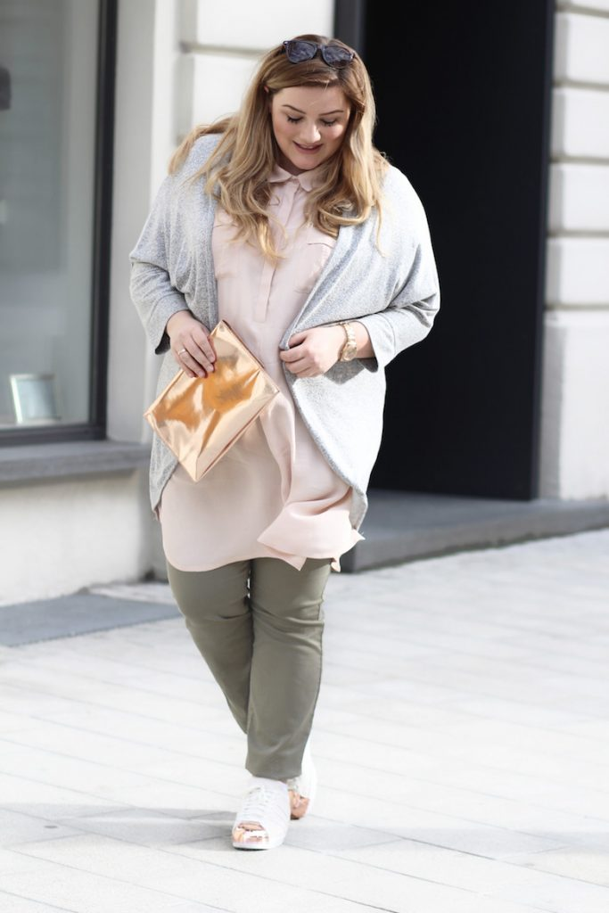 Plus Size Blogger Outfit