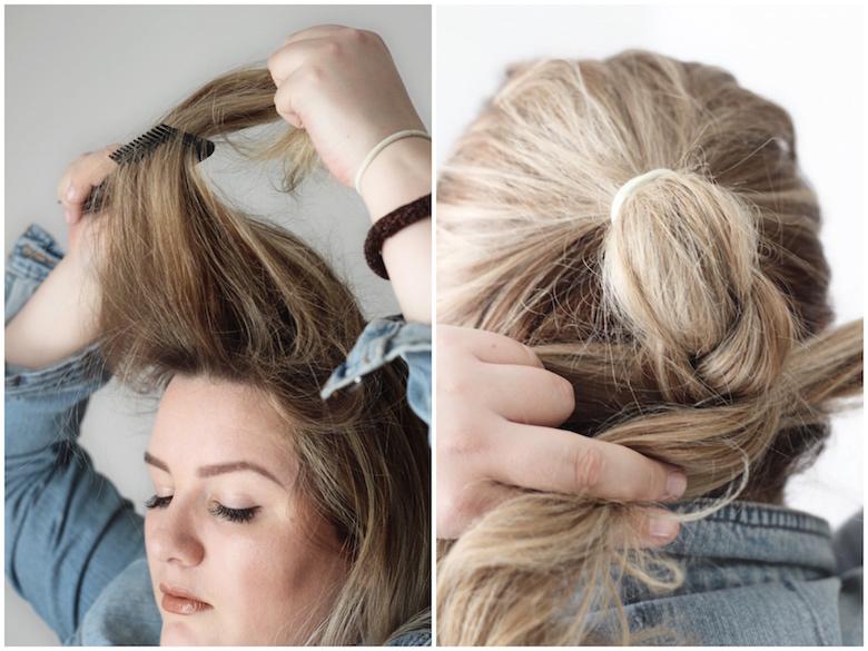 3 Easy Hairstyles Theodora Flipper