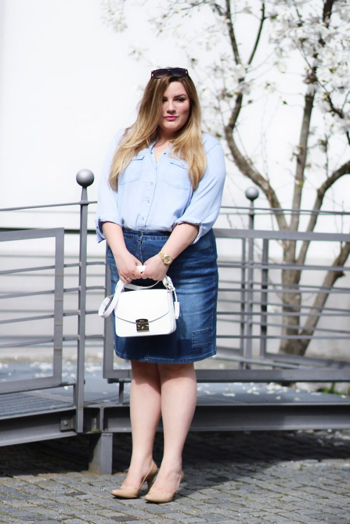 DeNIM Look Plus Size