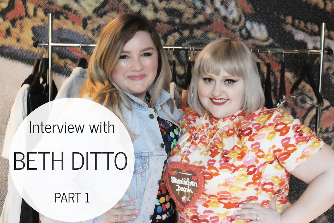 Interview mit Beth Ditto Teil 1