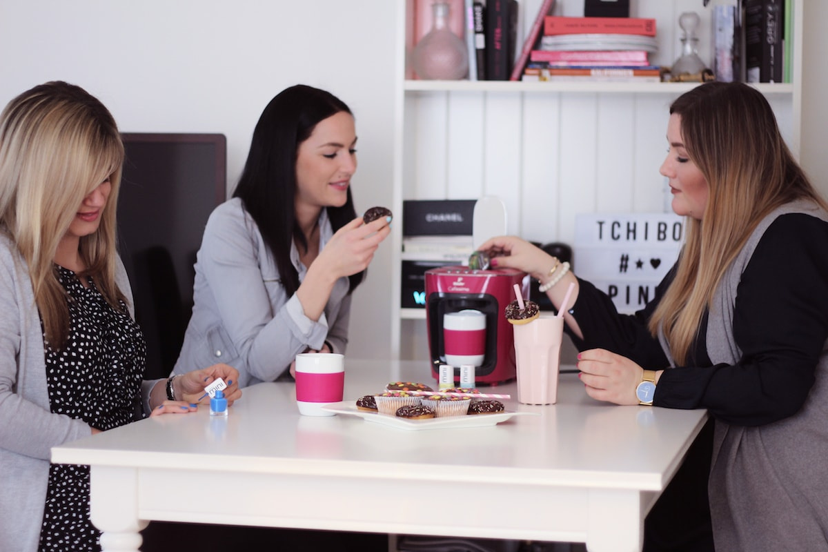 Kaffeeklatsch #CoffeeWithColor