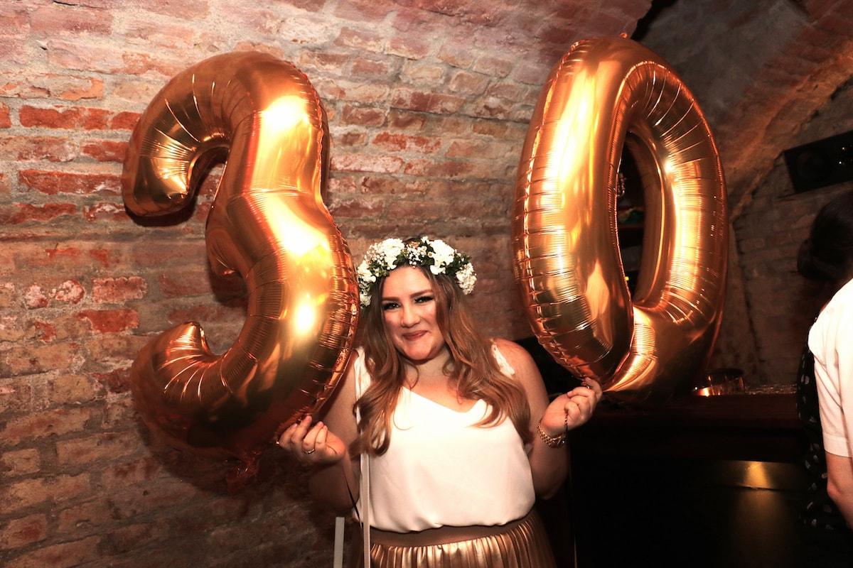 """Goodbye 29 & Hello 30 """"BIRTHDAY PARTY"""""""