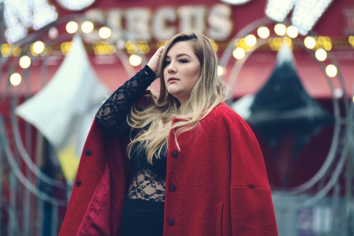 Like a Circus // Plus Size Look