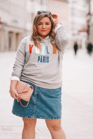 Plus Size Outift – Voila Paris