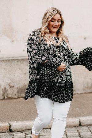 Boho Style – Plus Size Look w// Ulla Popken