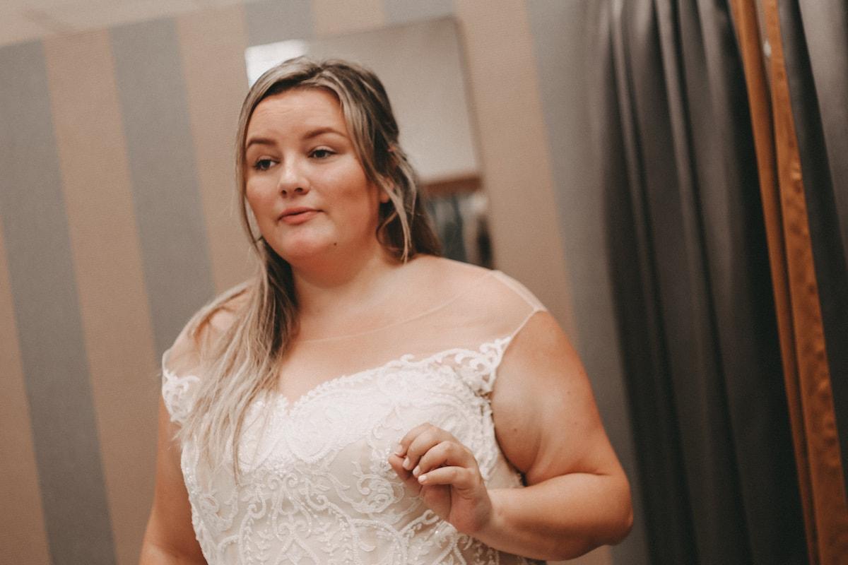 Mein Brautkleid zur 2. Traumhochzeit