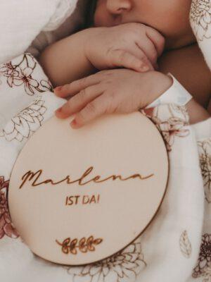 Geburtsbericht – Teil 2